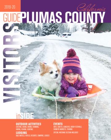 Plumas County Visitors Guide 2019