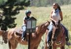 Horseback Riding Drakesbad
