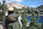Lassen Volcanic National Park Ranger