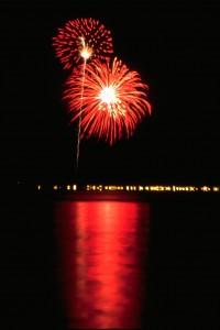 D70.Fireworks-Lake Almanor